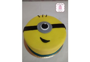 Taller Infantil Galletas Minion